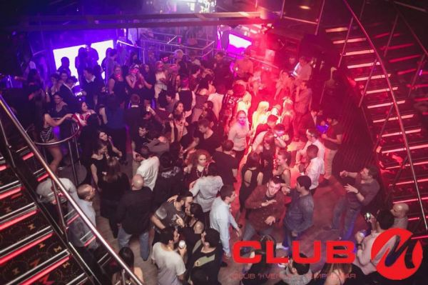 CLUB M Dance floor 2