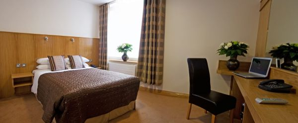 Temple Bar Accommodation - Double Room